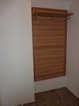 Garderobennische