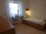 2-Bett-Zimmer, Querklappbett (geschlossen)